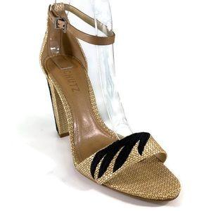 Schutz Carolaine Heels Size 7.5B